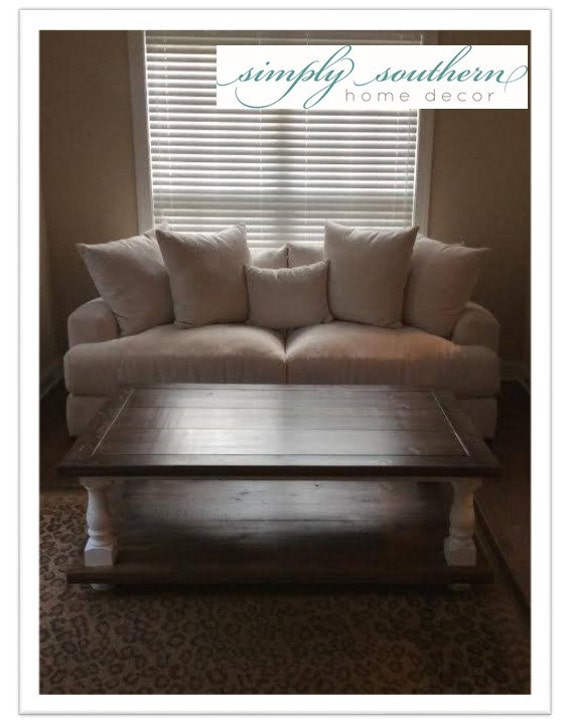 Coffee Table ~ Simply Southern Furniture Collection