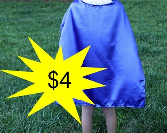Super Hero Party Favors - Economy Satin Capes - Affordable Superhero Capes - Capes for Superhero Parties