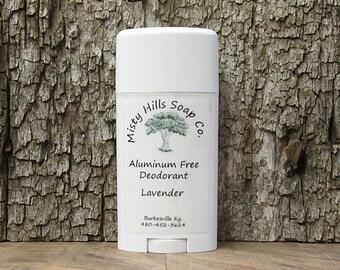 Lavender & Chamomile All Natural Deodorant
