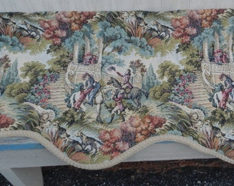 Fancy Tapestry Valence!