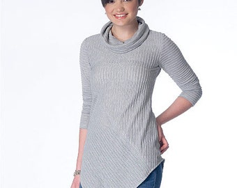 McCall's Sewing Pattern M7194 Misses' Tops