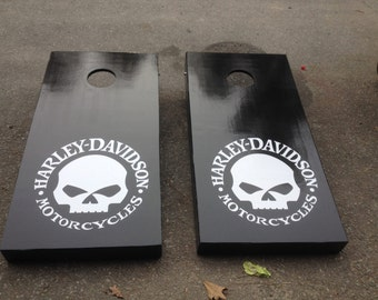 Willie G Corn Hole Boards