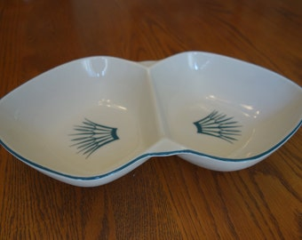 Winfield Royal Coronation Oval Divided Vegetable Bowl