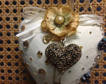 HARMONY...a handcrafted heart you will love!