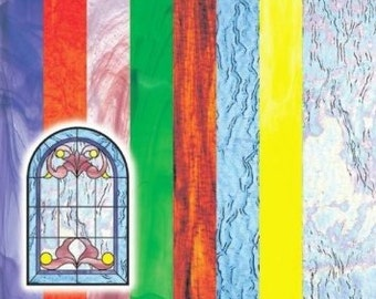 Roylco Stained Glass Paper