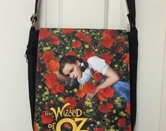 Wizard of Oz Inspired Messenger Bag / Purse