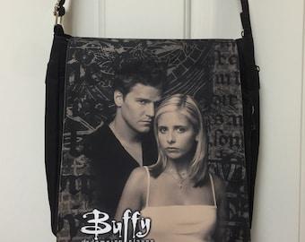 Buffy the Vampire Slayer Angel Messenger Bag / Purse