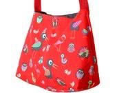 Bag Children Shoulder Bag Cotton Handbag Kindergarten Children