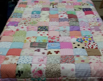 Traditional Child's Quilt