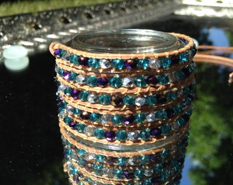 Fan Favorite 5 Wrap bracelet