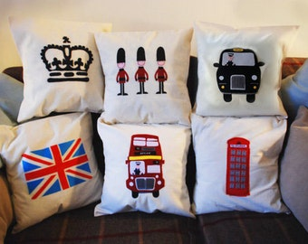 London cushion set