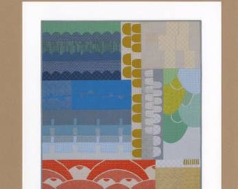 Collection Quilt (Block of the Month) by Carolyn Friedlander