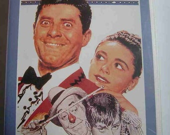 1960 Jerry Lewis CINDERFELLA Pal VHS VIDEO Comedy Count Basie Judith Anderson Ed Wynn