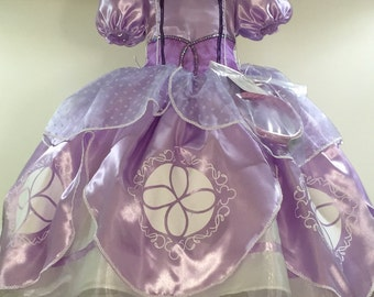 Sofia the first dress Costume, Sofia the First dress costume