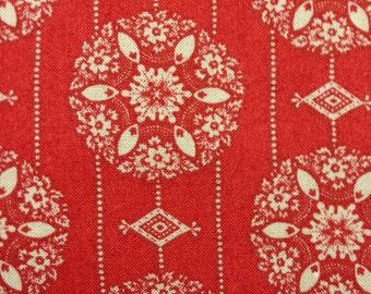 Joyeux Noel by Kaari Meng of French General for Moda Christmas Fabric Roche on Rouge Clochette 13712-14