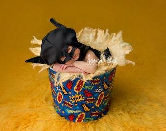 Superhero Bucket Liner {Bucket Not Included}