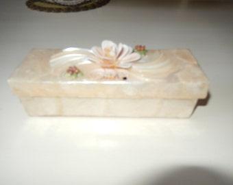 VINTAGE VANITY BOX