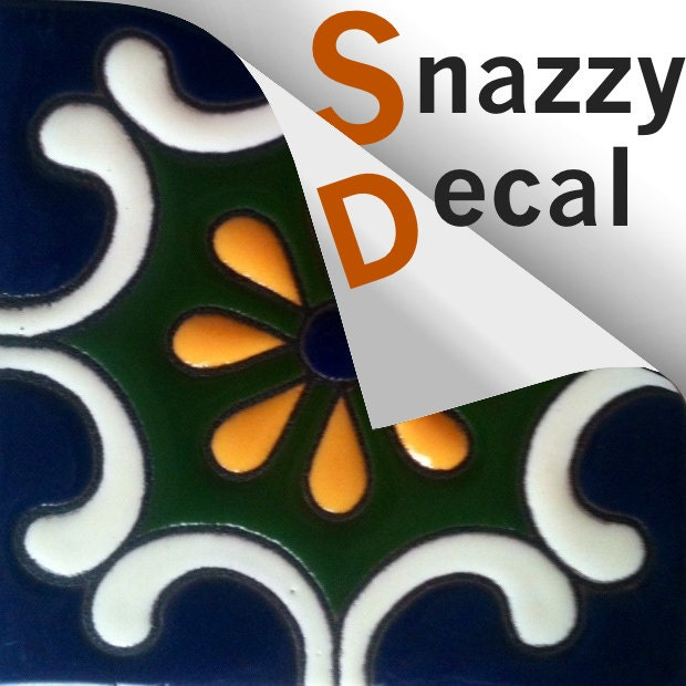 SnazzyDecal  Etsy