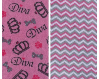 Fleece Dog Blanket(D150)
