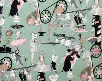 The Ghastlies by Alexander Henry, fat quarter, quilting fabric online Australia