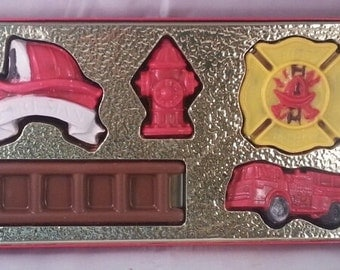 Chocolate Fireman Set
