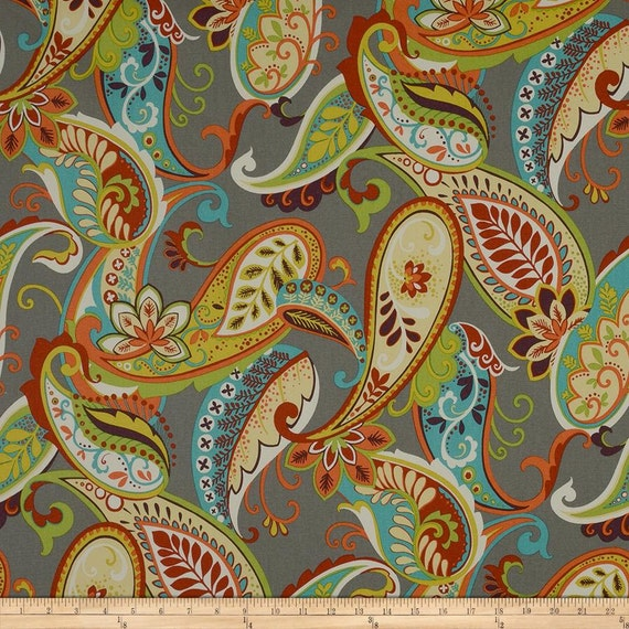 """... 52x85"""" Beautiful Covington Whimsy Curtains lined blackout and grommets"""