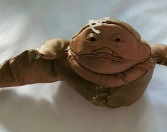 Star Wars Stuffed Animal, Jabba the Hutt, Star Wars Doll