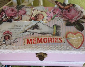Special memories altered box