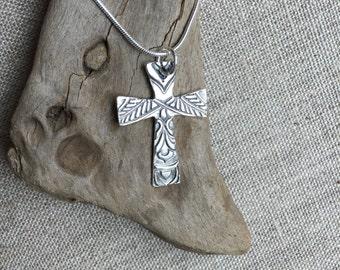 Cross Mandala Pendant