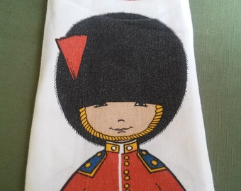 London Royal Guard Tea Towel