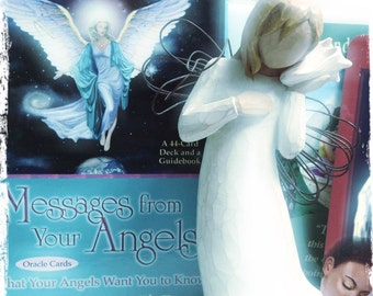 Angel Reading Oracle Card Reading Intuitive Reading - Message From Your Angel By Email
