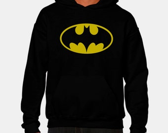 BATMAN Sweatshirt hoodie sweatshirt comic tv series film