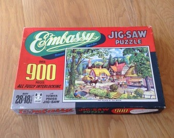 Vintage jigsaw by Embassy