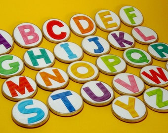 wooden magnetic uppercase alphabet discs alphabet magnets magnetic letters wooden alphabet magnets home school teacher resource