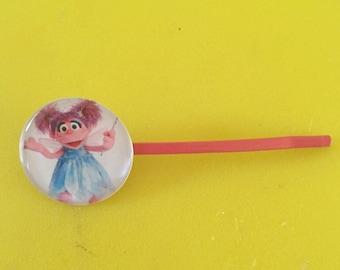 Abby Cadabby hair pin