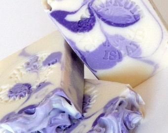 Lavender Fields Soap|Vegan|Artisan Handmade Soap|Cold Process Soap