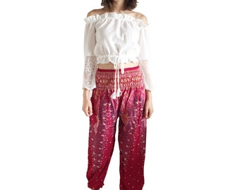 Harem pants, yoga pants, sweat pants