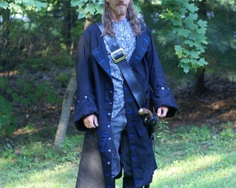 Pirate ,Frock coat early 1700's period