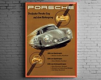 Porsche 356 Nurburgring