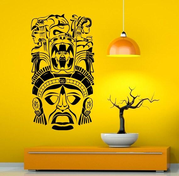 aztec murals coloring pages - photo#20
