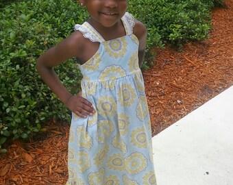 Toddler maxi dress  Etsy