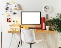 Creativity Wall Decal / Einstein Quote Wall Sticker / Office Decor / Studio Decor