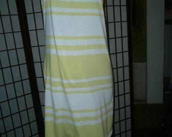 Women's Razorback Dress - Striped