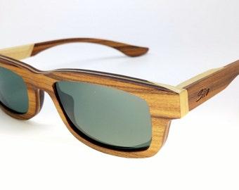 Wooden eyewear - Eki