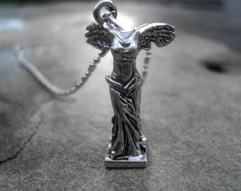 Goddess Nike Necklace