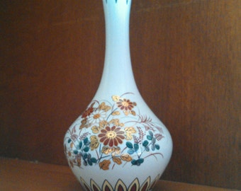 Flower Vase Vintage Miniature Collectible China  Home Decor
