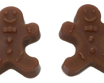 Gingerbread (B) Soap Embed