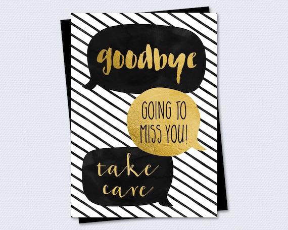 printable farewell  goodbye card goodbyeriverraindesigns