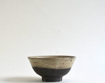 Chawan 03 (Brash Mark) made to order in 2 months/ Takashi Sogo (15005550-03)