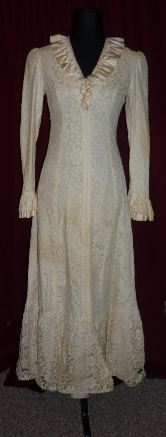 Unkonventionelle Hochzeits-Kleid